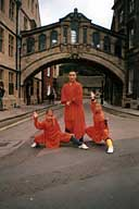 Shaolin Monks in Birmingham UK